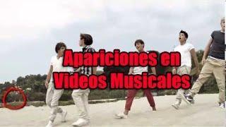 Extranormal  - Apariciones en vídeos musicales
