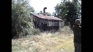 OLD INVESTIGATION - Caught 2 EVPs at old Haralson grain mill