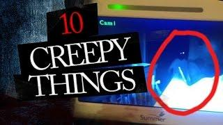 10 Creepy Things That Actually Happened