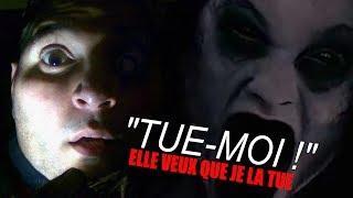 UNE FEMME MORTE ME SUIT ET VEUX QUE JE LA TUE ! (Chasseur de Fantômes) [Exploration Nocturne] Hanté