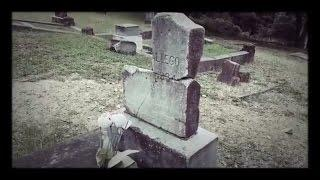 SCARY Haunted Cemetery Walk Real Paranormal Activity