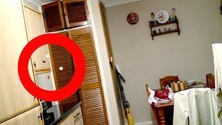 Violent Poltergeist Throws Coins at Me. More Scary Paranormal Footage