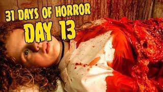 31 DAYS OF HORROR • DAY 13: Dark Ride