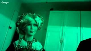 possesed doll 8 hour live show on the haunted dolls