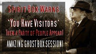 A HAUNTED BRIDGE OF WHISPERS - A Mini Para-documentary with Ghost Box session