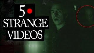 5 Unexplainable Videos and Ghosts Caught On Tape #07