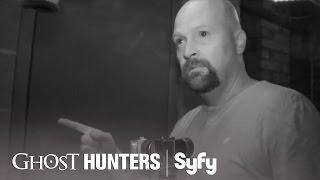 GHOST HUNTERS (Clip) | 'Things That Go Thud in the Night' | Syfy