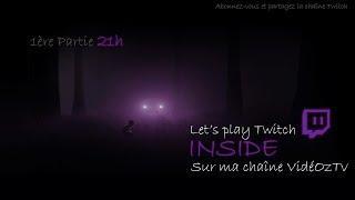 Live/Stream Twitch à 21h