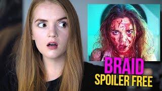 Braid | Intense Horror Movie Review | Madeline Brewer