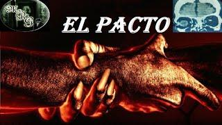 Las mejores historias de terror, El Pacto 2da historia Mr RoGut y La caja paranormal.