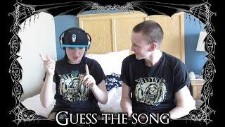 Guess the Song! w/ My Girlfriend