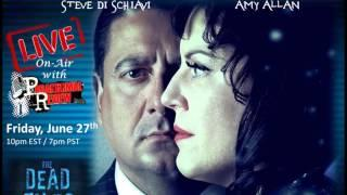 Paranormal Review Radio: The Dead Files-Amy Allan & Steve Di Schiavi Exclusive Interview