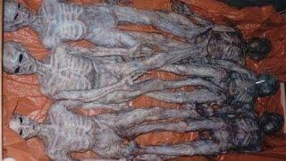 Alien's Body Found on MARS 2015