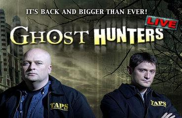 Ghost Hunters Live (2009) - Essex County Hospital Part. 1/5