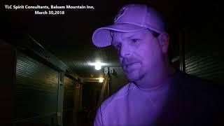 Spirits like the new change at Balsam Mountain Inn.