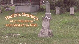 Vocibus Ghost Box - Cemetery Session 7-26-15