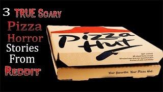 3 TRUE Scary Pizza Horror Stories From Reddit