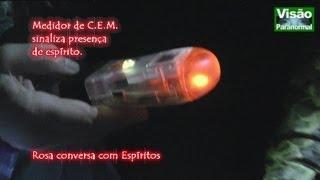 Investigação Caça Fantasmas Rio Grande da Serra e Campo Grande SP parte3