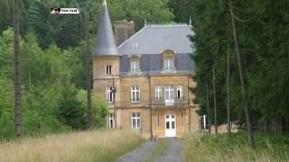 Horror Chateau Sautou in Sedan France