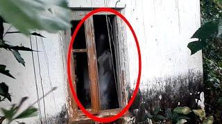 Real Paranormal Activities Caught on Camera! Ghost Sightings