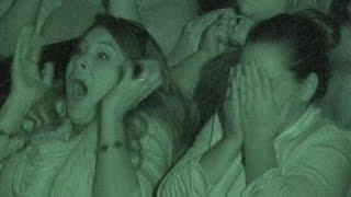 Official Paranormal Activity 4 Audience Reaction Clip