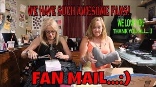 THE G TEAM FAN MAIL OPENING