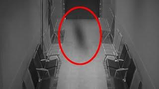 Top Haunted Ghostly Figure Caught on Camera !! Shocking Scary Videos 2018