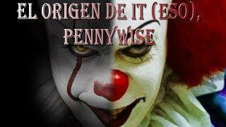 El origen de IT (Eso), Pennywise / LA CAJA PARANORMAL