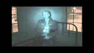 Magnolia Hotel Seguin Texas:Nick Groff and us capture this very fast moving shadow person!