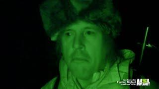 Is Bigfoot a ghost? Bobo and Greg discuss paranormal Sasquatch on FINDING BIGFOOT