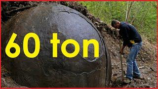 60 Tonne Giant Stone Sphere Found in Bosnia – Sign of Ancient Civilization