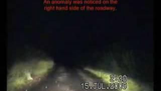 Stocksbridge and Gallows Clough sightings...Ghosts? (DC Paranormal Investigations)