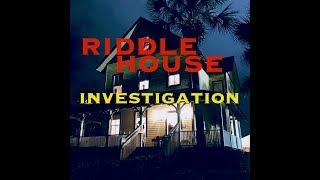Riddle House: The Return - AMAZING Evidence - 100% PROOF of SPIRITS