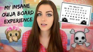 MY INSANE OUIJA BOARD EXPERIENCE | STORYTIME