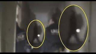 Inquietante vídeo muestra el fantasma de un piloto de la RAF en una base aérea abandonada