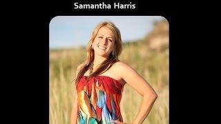 #8-Demonologist Samantha Harris