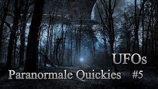 Paranormale Quickes #5 - UFOs