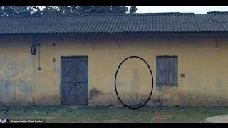 REAL GHOST CAUGHT ON CAMERA!!!! 2014 Scary Videos