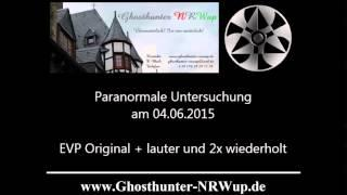 Ghosthunter-NRWup - PU 04.06.2015 - Tonsequenz