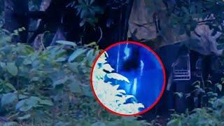 Ghost Caught In Real Life From A Cursed House With Very Disturbing Past!! Scary Video On Camera!!