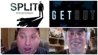 Monster Men Ep. 116: Get Out and Split Movie Reviews