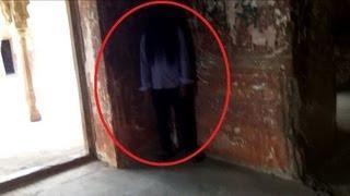 Supernatural ghost spirit caught on tape