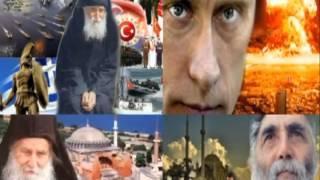 Κώδικας Μυστηρίων (Φεβροιυάριος 2013):Προφητείες Πούτιν-Διχοτομημένη Ουκρανία