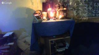 "TONIGHT "" 3rd attempt of SUMMONING A SPIRIT "" 10:30pm"