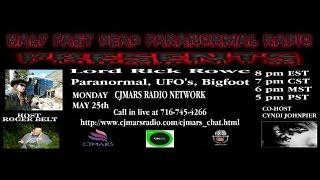 "Half Past Dead Radio's - Memorial Day 2015 ""Ghost In My Machine"""