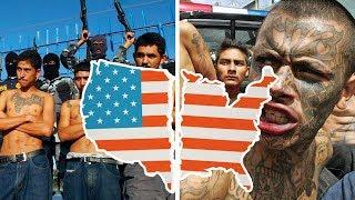 10 Most Dangerous States In The USA
