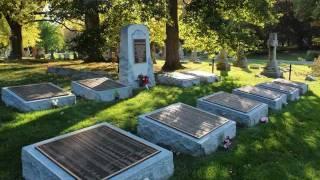 EVP Session at Confederate Memorial Grave Site
