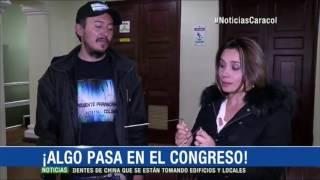 Primer Equipo en investigar el congreso de la República de Colombia