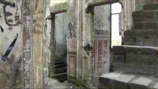 Laatste filmopnames van Spookhuis Sas van Gent (2011)
