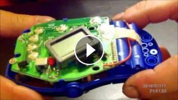 GHOST BOX HACK (DIY)'' MEMOREX 2XTREME POCKET RADIO MB221 By